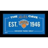 New York Knicks 10x20 Kids Cave Sign