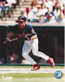 Omar Vizquel Cleveland Indians 8x10 Photo #5