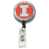 Illinois Fighting Illini #2 Badge Reel