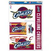 "Cleveland Cavaliers 11""x17"" Ultra Decal Sheet"