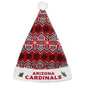 Arizona Cardinals 2015 Knit Santa Hat
