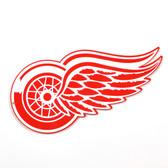 """Detroit Red Wings 12""""  Lasercut Steel Logo Sign"""