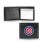 Chicago Cubs  Embroidered Billfold