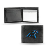 Carolina Panthers  Embroidered Billfold