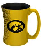 Iowa Hawkeyes 14 oz Mocha Coffee Mug