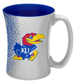 Kansas Jayhawks 14 oz Mocha Coffee Mug