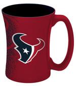 Houston Texans 14 oz Mocha Coffee Mug
