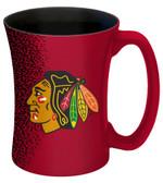 Chicago Blackhawks 14 oz Mocha Coffee Mug
