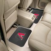 "Arizona Diamondbacks Backseat Utility Mats 2 Pack 14""x17"""