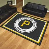 Pittsburgh Pirates 8'x10' Rug