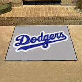 "Los Angeles Dodgers All-Star Mat 33.75""x42.5"""