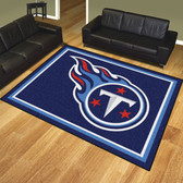 Tennessee Titans 8'x10' Rug