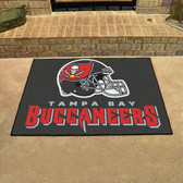 """Tampa Bay Buccaneers All-Star Mat 33.75""""x42.5"""""""