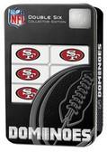 San Francisco 49ers Dominoes
