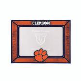 Clemson Tigers  2015 Art Glass Frame