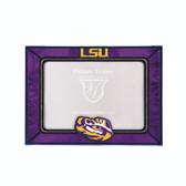 LSU Tigers  2015 Art Glass Frame