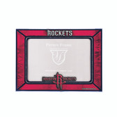 Houston Rockets 2015 Art Glass Frame