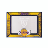 Los Angeles Lakers 2015 Art Glass Frame