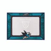 San Jose Sharks 2015 Art Glass Frame