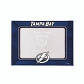 Tampa Bay Lightning 2015 Horizontal Art Glass