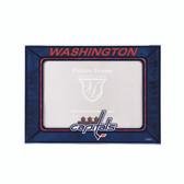 Washington Capitals 2015 Horizontal Art Glass Frame