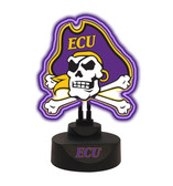 East Carolina Pirates Team Logo Neon Lamp