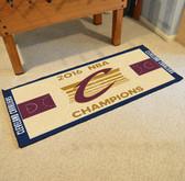 """Cleveland Cavaliers 2016 NBA Finals Champions Court Runner 30""""x72"""""""
