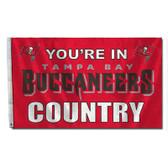 Tampa Bay Buccaneers 3 Ft. X 5 Ft. Flag W/Grommets