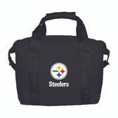 Pittsburgh Steelers 12 Pack Soft-Sided Cooler