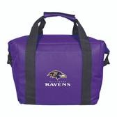 Baltimore Ravens 12 Pack Soft-Sided Cooler
