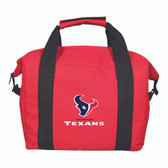 Houston Texans 12 Pack Soft-Sided Cooler