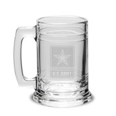 US Army Colonial Deep Etched Beer Tankard