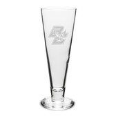 Boston College 16 oz. Deep Etched Pilsner