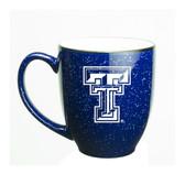 Texas Tech Red Raiders 15 oz Deep Etched Cobalt Bistro Mug