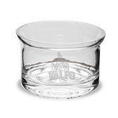 """Valparaiso Crusaders 5"""" Deep Etched Flair Crystal Candy Bowl"""