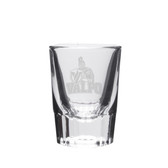 Valparaiso Crusaders Deep Etched Classic Shot Glass