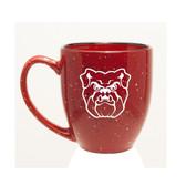 Butler Bulldogs 15 oz. Deep Etched Red Bistro Mug