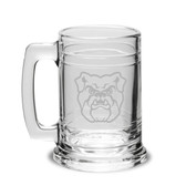 Butler Bulldogs Deep Etched Colonial Tankard Set of 2