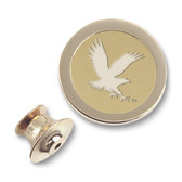Embry-Riddle Aeronautical University Gold Lapel Pin