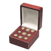 Embry-Riddle Aeronautical University Blazer Buttons-Set of 9