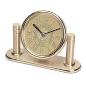 Washington State Cougars Arcadia Desk Clock