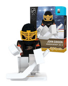 Anaheim Ducks JOHN GIBSON Home Uniform Limited Edition OYO Minifigure