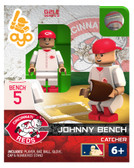 Cincinnati Reds Johnny Bench Hall of Fame Limited Edition OYO Minifigure