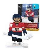 Florida Panthers KEITH YANDLE Home Uniform Limited Edition OYO Minifigure