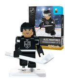 Los Angeles Kings ALEC MARTINEZ Home Uniform Limited Edition OYO Minifigure