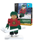 Minnesota Wild CHARLIE COYLE Home Uniform Limited Edition OYO Minifigure