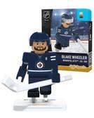 Winnipeg Jets BLAKE WHEELER Home Uniform Limited Edition OYO Minifigure