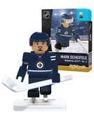 Winnipeg Jets MARK SCHEIFELE Home Uniform Limited Edition OYO Minifigure