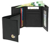 UNC Charlotte 49ers Men's Leather Wallet
