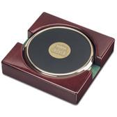 Old Dominion University Gold Tone Coaster Set of 2